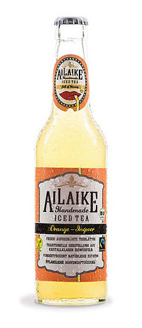 AiLaike Orange-Ingwer